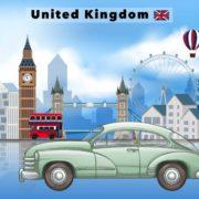 英国3つのクラシックカーイベント